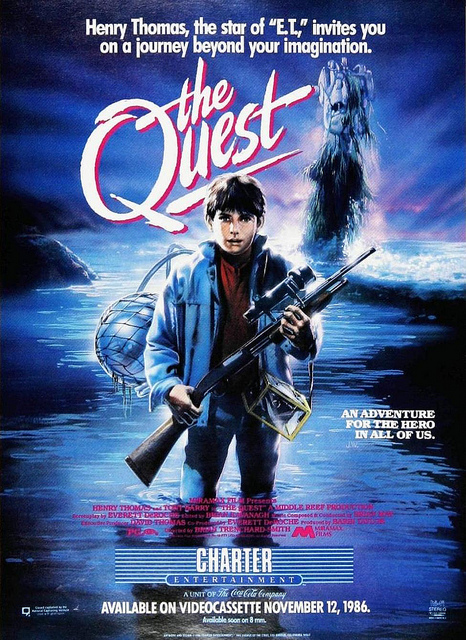 The Quest Film